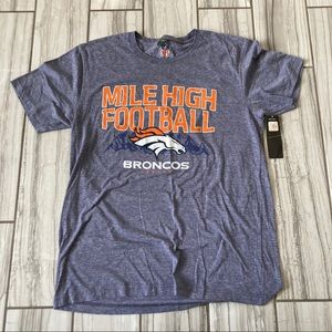 NWT NFL Denver Broncos shirt.
